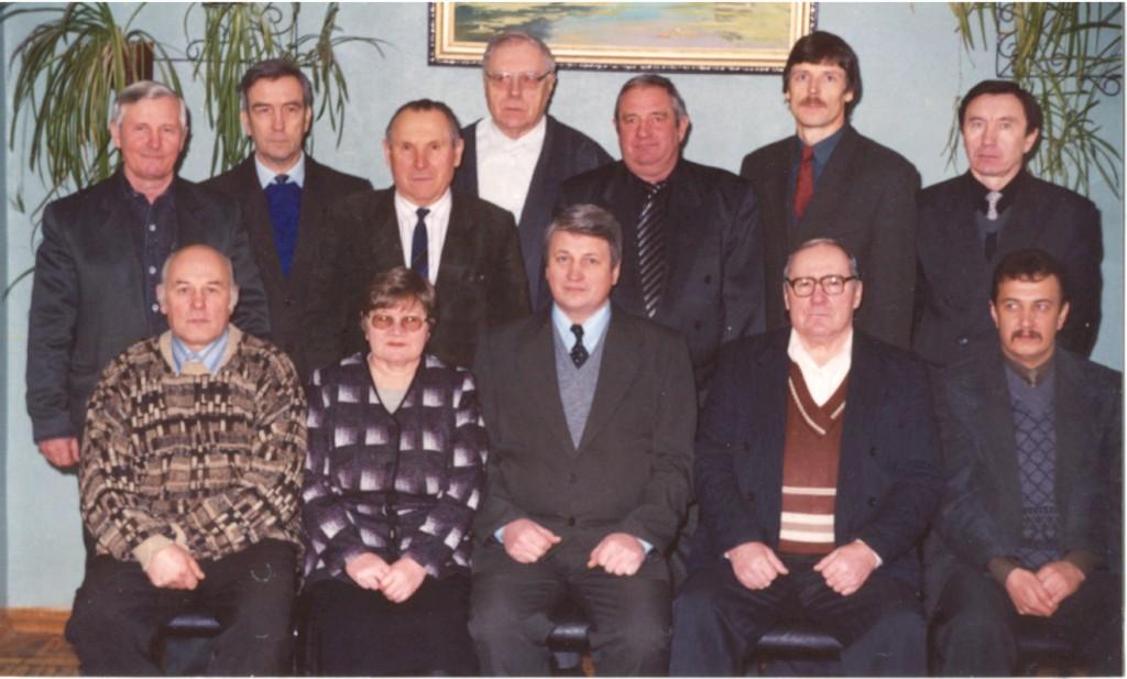 Кафедра 2002