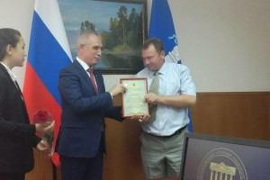 Благ Губера Стельцову