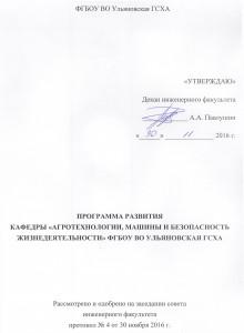 Программа развития кафедры АМ и БЖД.docx